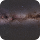 Milkyway Panorama,                                aalbi