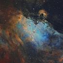 M16 - The Eagle Nebula,                                Matthew Sole