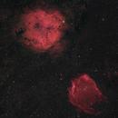 IC1396 & Sh2-129,                                Jacek Bobowik