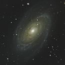 M81 Bodes Galaxy,                                KPH