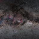 Milky Way Mosaic,                                Jonah Scott