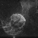 Jellyfish Nebula - Ha,                                Jon Rista