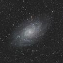 Messier 33 Galáxia do Triângulo,                                Maicon Germiniani