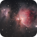 Orion Nebula, M42 (First submission to Astrobin),                                Frank Turina