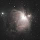 NGC 1976 - M42 - Nebuleuse d'Orion,                                Yannic Delisle