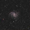 NGC6946,                                Bradisback