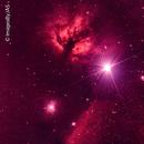 Horsehead and Flame Nebulas,                                JayS_CT