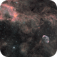 NGC 6888 Region in Cygnus,                                Steven Bellavia