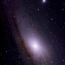 Andromeda again...,                                Eric W. Gregory