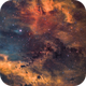 Sh2-119 Bok Globules and Dust Lanes,                                Gary Lopez