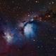 M78 (LRGB),                                Dean Carr