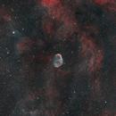 NGC6888 The Crescent Nebula,                                GooE