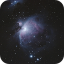 Great Orion Nebula,                                Daniel Beetsma
