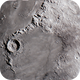 Moon with 2000mm and EOS600D (Eratosthenes and western part of Montes Apenninus),                                Norbert Reuschl