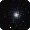 M13 The Hercules Globular Cluster,                                Shannon Calvert