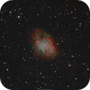 M1 (NGC1952) Crab Nebula,                                brad_burgess