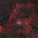 IC 1805 Heart Nebula,                                Jan Schubert