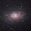 Triangulum Galaxy - M33,                                Larry Byrge
