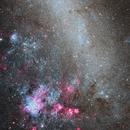Large Magellanic cloud,                                Chris