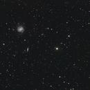 86 milles milliards d'étoiles -m99 -m100,                                Frédéric Tapissier
