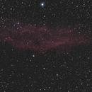 NGC1499 - California Nebula,                                Mark Hudson