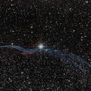 Western Veil Nebula (Cadwell 34),                                Pedro Zampella