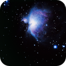 Orion nebula,                                Amedeo Favitta