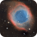 NGC 7293 (Helix Nebula),                                WJM Observatory
