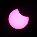 Partial Solar Eclipse,                                Lukas Šalkauskas