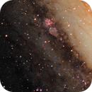 The Recurrent Nova Candidate M31N 1966-08a is a Galatic Flare Star (a unique image),                                Ruben Barbosa