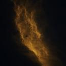 California Nebula - HOO starless,                                georgian82