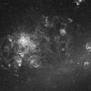NGC 2070 and around in H-Alpha,                                Alberto Pisabarro