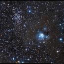NGC 7129,                                Wolfgang Ransburg