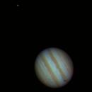 Mutual phénome Io and Ganymède 9 fev 2015,                                ccommeca