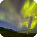 Aurora Borealis - From Iceland's Eastern Region,                                Jason Guenzel