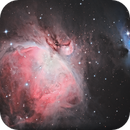 M42, M43 & NGC 1977, Orion and Running Man Nebula,                                Nightsky_NL