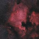 North American Nebula,                                drivingcat