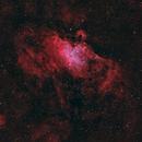M 16 Eagle Nebula,                                herwig_p