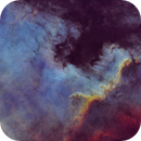 North America Nebula SHO Starless - Deep Sky West,                                Deep Sky West (Lloyd)