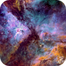 Colours of Carina,                                Andy 01