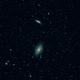 "M 81 & 82 (""Bode's Nebulae"") - HaRGB,                                gigiastro"