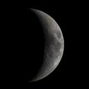 6 panel mosaic moon,                                Bert Scheuneman