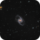 The great barred spiral galaxy NGC1365,                                Steve de Lisle