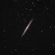 """NGC 5907 - with Edge HD 8"""", ASI294MC,                                Doc_HighCo"""