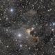 Ghost Nebula (SH2-136),                                Martin Dufour