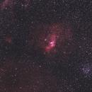 NGC7635 \ Bubble Nebula,                                Jeff Donaldson
