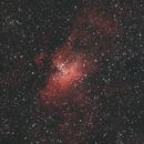 M16 - Eagle Nebula,                                Julien