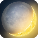HDR Moon Composite,                                Arno Rottal