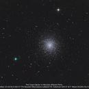 The Great Cluster In Hercules,                                Darien Perla
