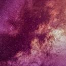 Milky Way,                                esprit